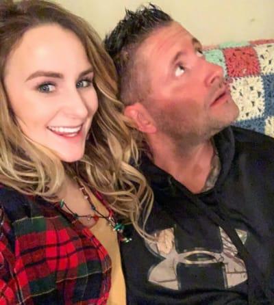 Leah Messer and Jason Jordan Pic