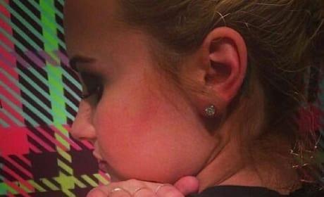 Demi Lovato Tattoo Picture