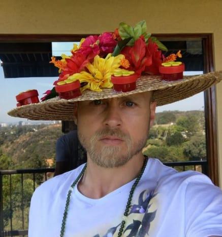 Spencer Pratt, Fancy Hat