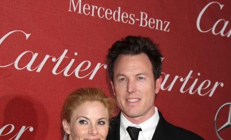 Marisa and Dean Zanuck