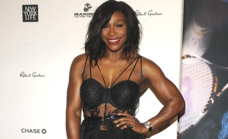 Serena Williams: 2015 Sports Illustrated Sportsperson of the Year Awards Celebration