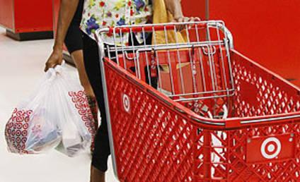 Michelle Obama Stays on Target