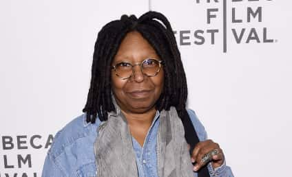 Whoopi Goldberg Signs New Deal on The View