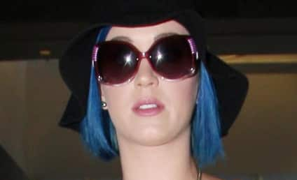Katy Perry's Blue Hair: Hit or Miss?