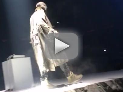 Kanye West Madison Square Garden Rant