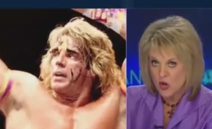 Cancel Nancy Grace Petition, Hashtag Erupt as Host Blames Ultimate Warrior Death on Steroids
