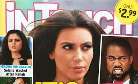 Kim Kardashian and Kanye West: Over?