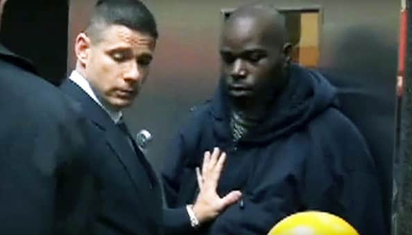 NYC Subway Push Killer Suspect