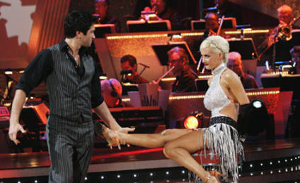 Holly Madison Eliminated from Dancing with the Stars