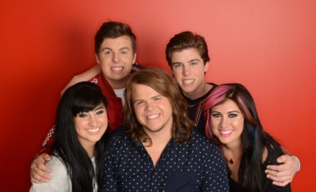 Which member of the American Idol Top 5 put on the best performance?