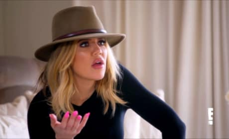 Khloe Kardashian to Scott Disick: Stop Feeling Sorry for Yourself!