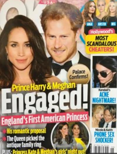Prince Harry: Engaged?