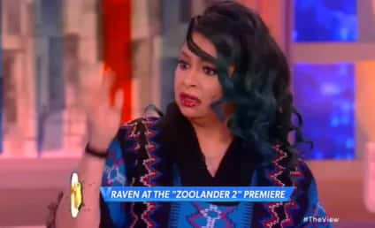 Raven-Symone Throws Shade at Kendall Jenner on The View