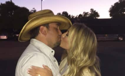 Brittany Kerr Flashes Engagement Ring, Gushes Over Jason Aldean