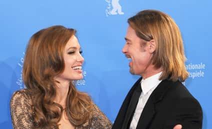 Angelina Jolie and Brad Pitt: MARRIED!!!!!