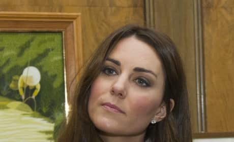 Kate Middleton's New Hair