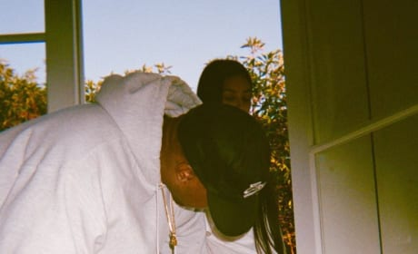 Kanye Admires Kim