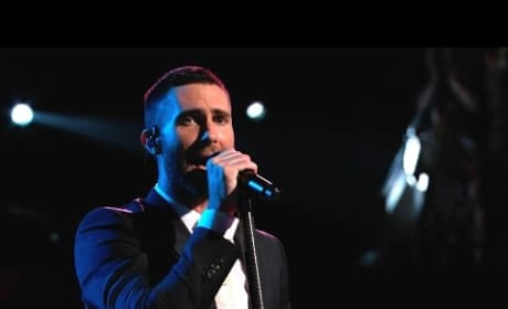 Maroon 5 - This Summer's Gonna Hurt (The Voice)