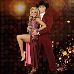 Ty Murray and Chelsie Hightower