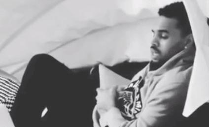 Chris Brown Raps Along to Drake Song on Instagram: Bromance Alert!