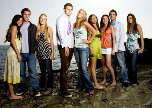 Laguna Beach Season 3 Cast Photo