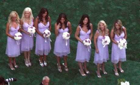 Kendra Wilkinson Bridesmaids