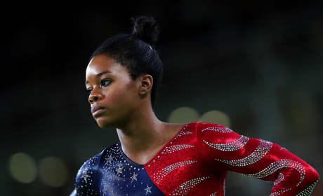 Gabby Douglas Rio Olympics Pic