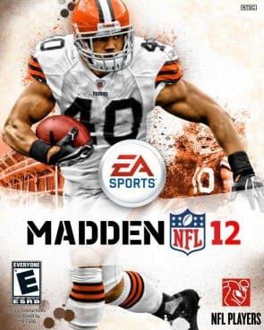Peyton Hillis Madden 2012 Cover