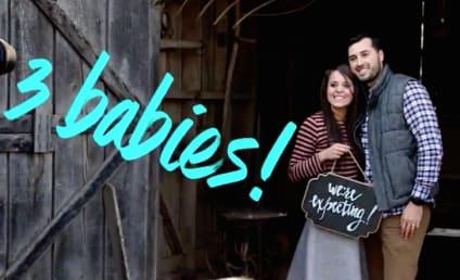 Counting On Sneak Peek: 3 Duggar Babies and a Wedding!
