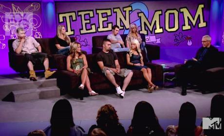 Teen Mom 2 Reunion Pic