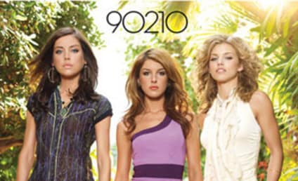 90210 Stars Dish on Natural Beauty
