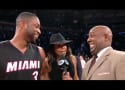 "Gabrielle Union Video Bombs Dwyane Wade, Refers to Husband as ""Old Geezer"""