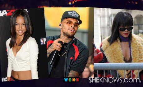 Chris Brown: Dumped by Karrueche Tran! Rihanna to Blame!