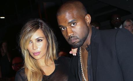 Kim Kardashian, Kanye West Planning Huge Wedding?