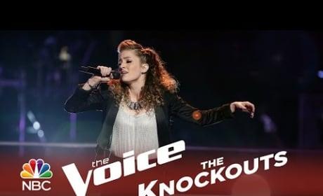Jean Kelley - Chandelier (The Voice Knockouts)