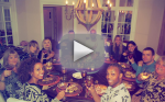 Taylor Swift Twerks HARD in Hilarious Thanksgiving Video