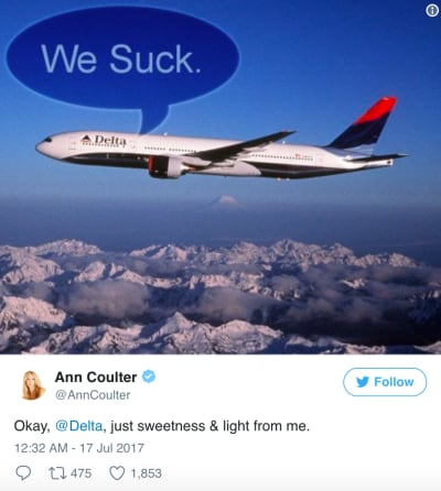 coulter tweet