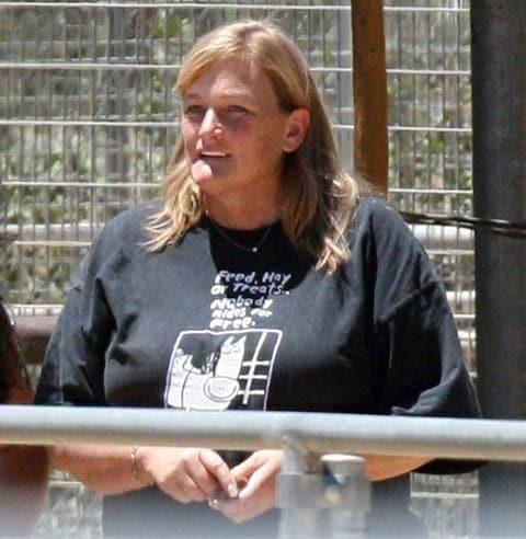 Former Mrs. Michael Jackson