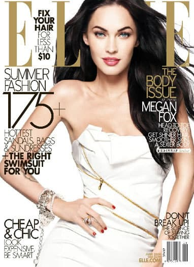 Megan Fox, Elle