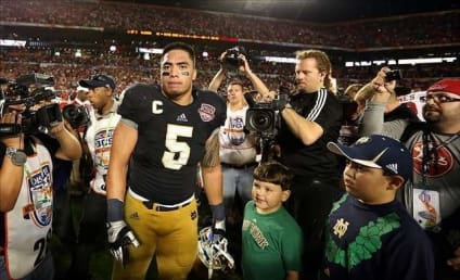 Manti Te'o Girlfriend Bobblehead Day: Right or Wrong?