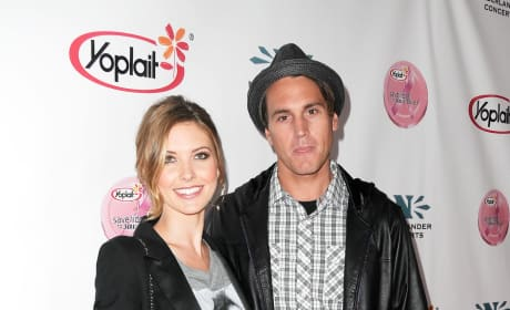 Audrina Patridge, Corey Bohan Photo