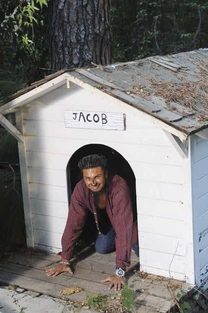 Pauly as Jacob