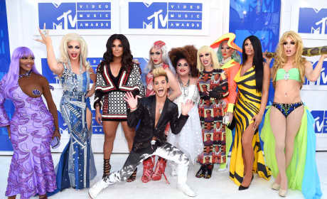 Rupaul's Drag Race All Stars VMAs 2016