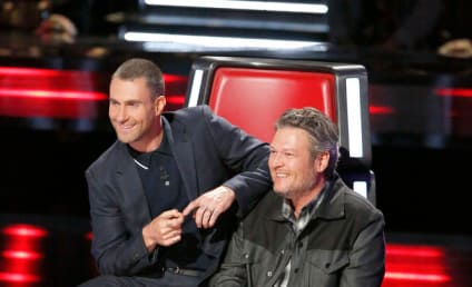 The Voice Recap: A Surprise Guest Appears