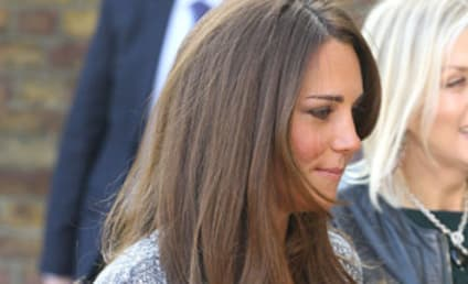 Kate Middleton: Feeling Great, Excited to Be a Mom!