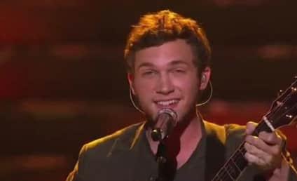 Phillip Phillips Makes American Idol History