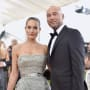 Derek Jeter and Hannah Davis Get Cleaned Up