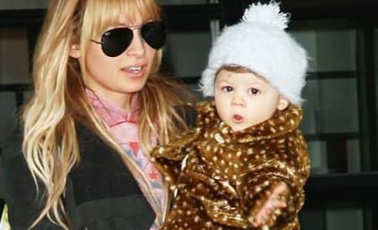 Paris Hilton, Distracted Friends Celebrate Birthday