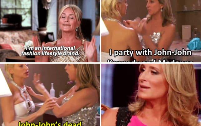 Sonja morgan gif im an international fashion lifestyle brand