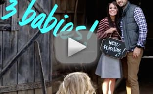 Counting On Trailer: THREE Duggar Babies ... and a Wedding!